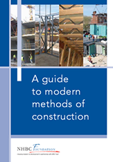MMC - Modern methods of construction - report cover