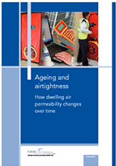 Ageing and Airtightness - How dwelling air changes permeability over time