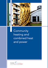Community heating - report cover