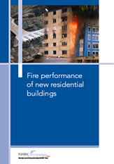 Fire performance - report cover