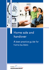 Home sale and handover - A best practice guide for home builders