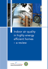 Indoor air quality in highly energy efficient homes - a review