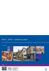 Part L 2014 - where to start An introduction for house builders and designers – for Wales - NF65_163x233