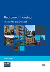 Retirement housing – residents' experiences - NF69_163x233