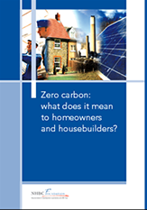 Zero carbon what does it mean to homeowners and housebuilders