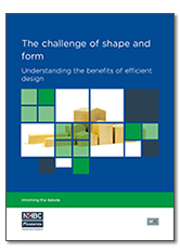 The challenge of shape and form: efficient design