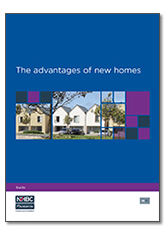 The advantages of new homes