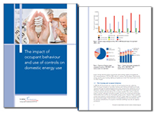 The impact of occupant behaviour and use of controls on domestic energy use