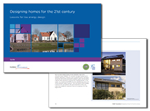 Designing homes for the 21st century: lessons for low energy design