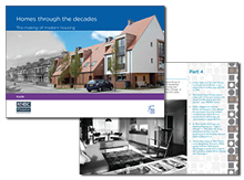Homes through the decades: the making of modern housing