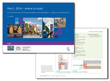Part L 2014 – where to start: an introduction for house builders and designers – masonry construction (for Wales) <br>