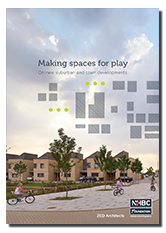 Making spaces for play: outdoor communal space