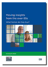 Moving insights from the over-55s: retiree homeowners