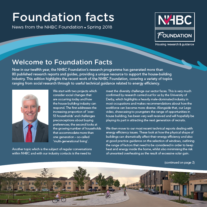Foundation Facts