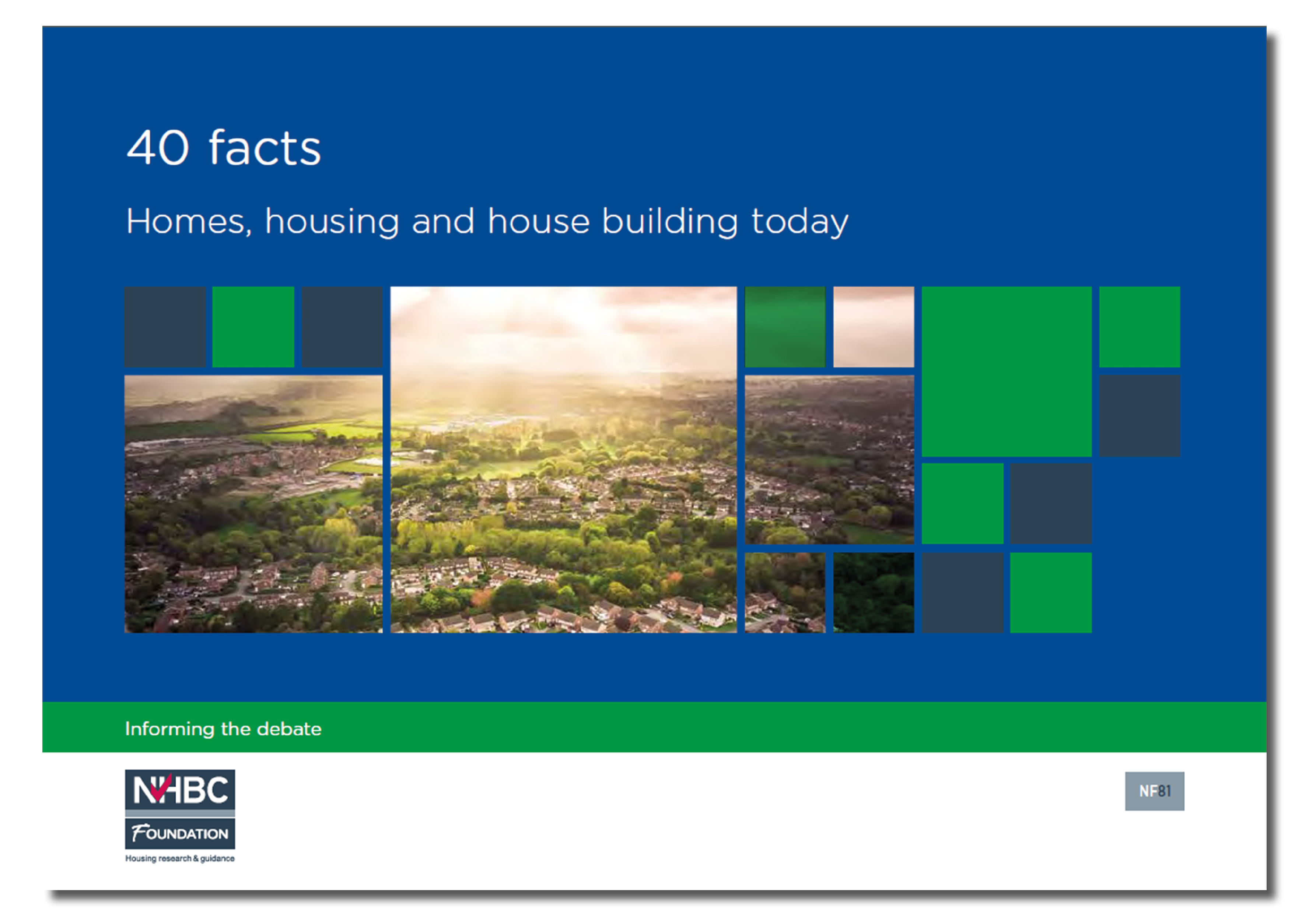 40 facts: homes, housing and house building today