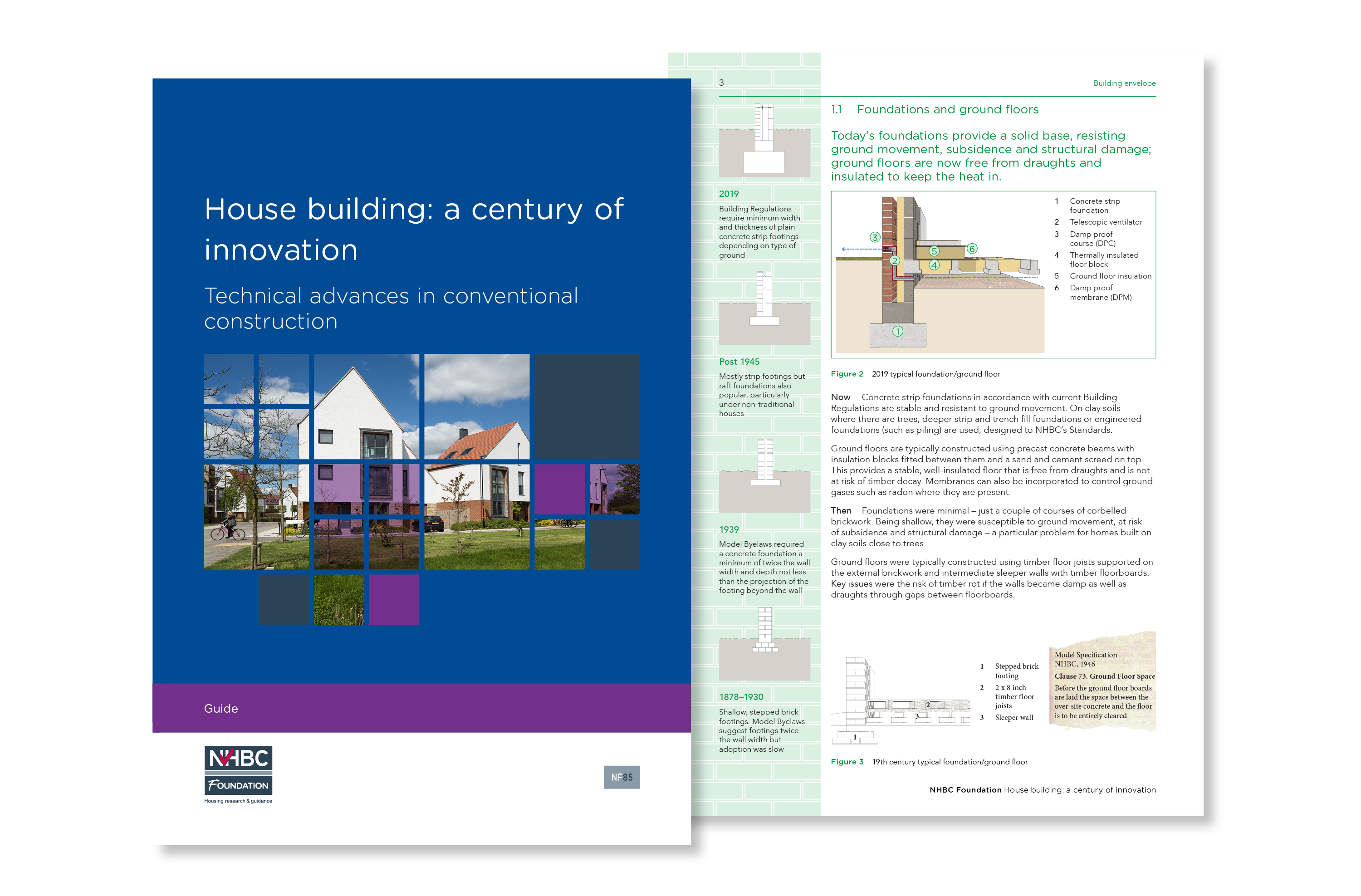 House building: a century of innovation